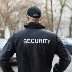 Glastonbury security staff hire