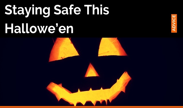 Staying Safe This Hallowe'en