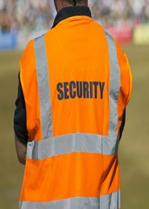 Security staff for hire in Cornwall