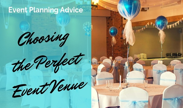Choosing The Perfect Event Venue
