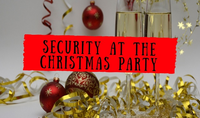 Security At The Christmas Party