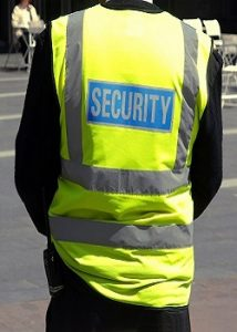 want to hire security staff for an event in Runcorn