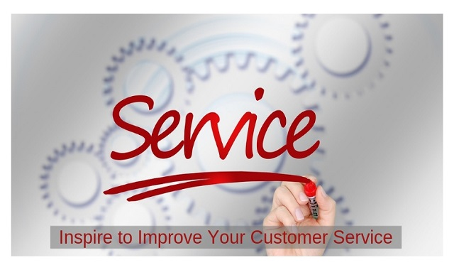 Inspire To Improve Your Customer Service
