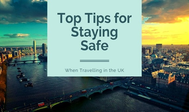 Top Tips For Staying Safe