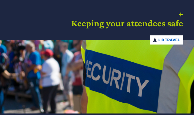 Keeping Your Attendees Safe