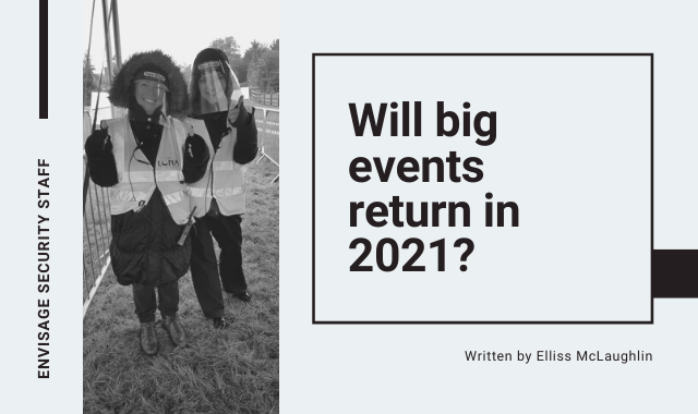 CWill Big Events Return In 2021