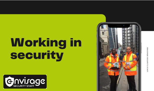 Working In Security