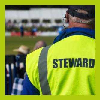Staffordshire Event Stewards